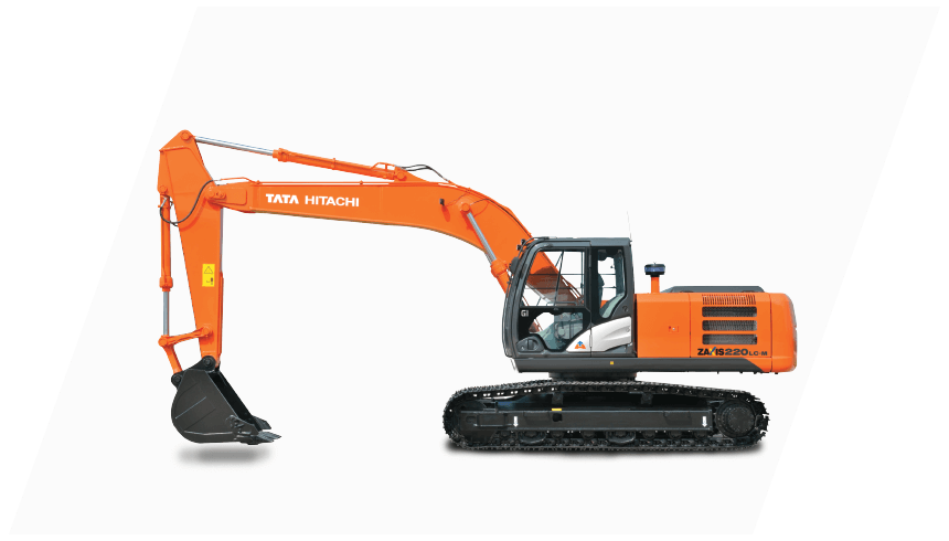 zaxis 220lc m