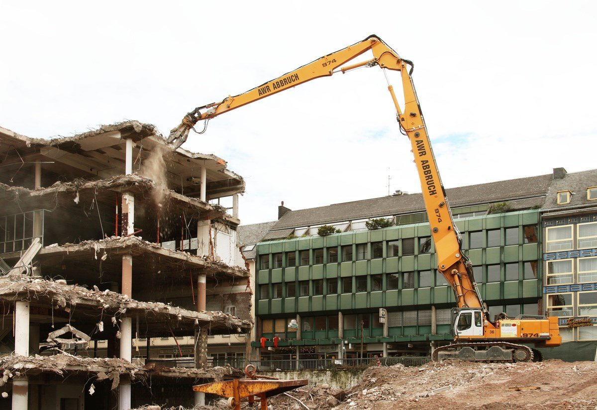 r 974 c demolition litronic