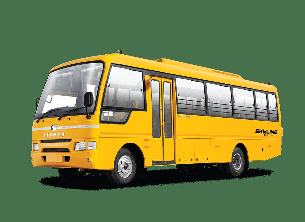 10.75 h ac skyline school bus