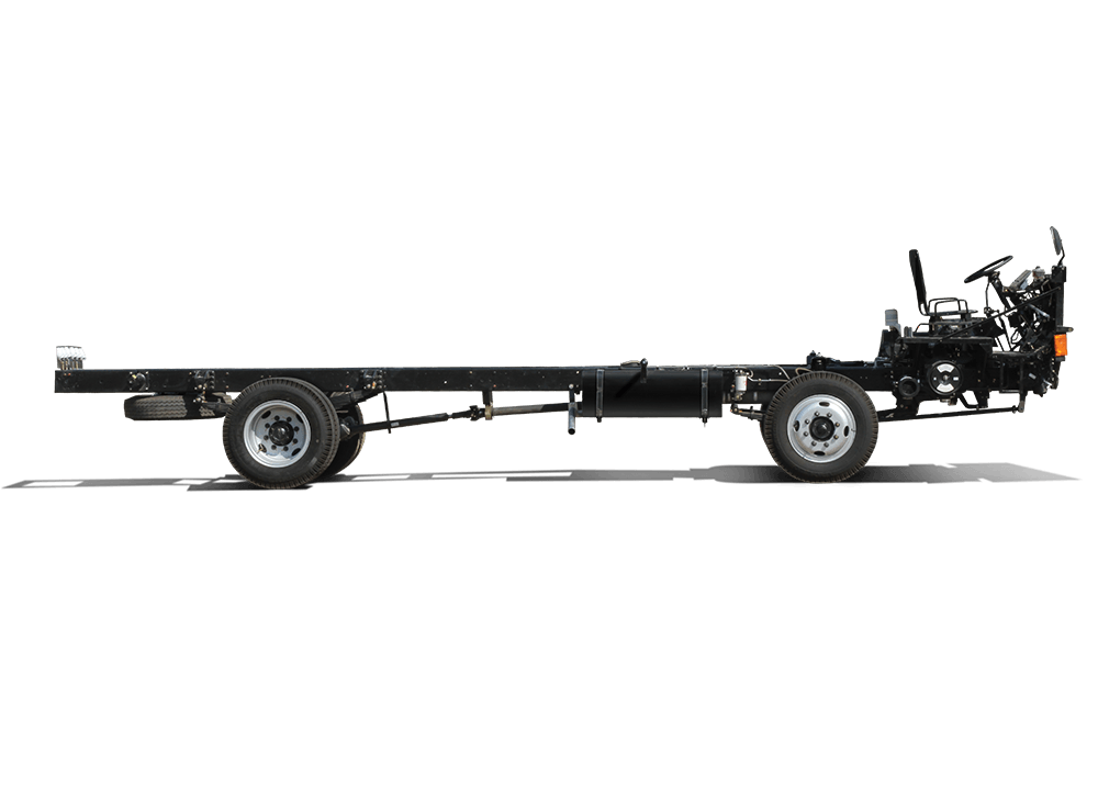 12.12 k bus chassis