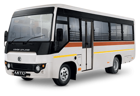 mitr staff bus