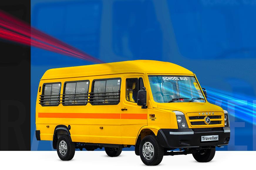 traveller school bus 3350