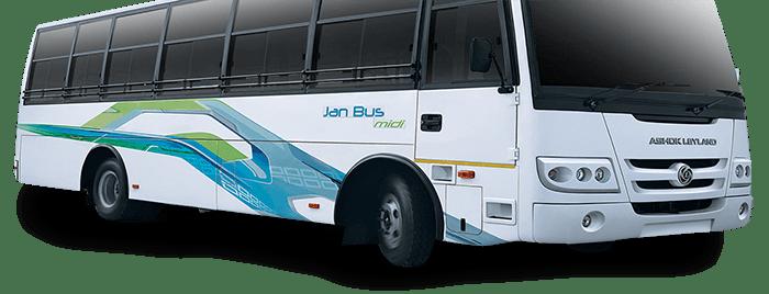 janbus midi diesel (city)