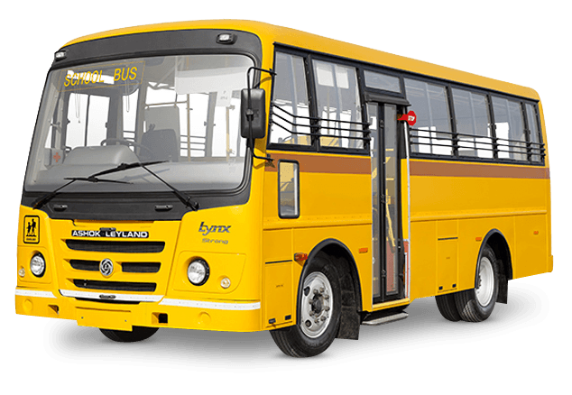 lynx strong cng (school bus)