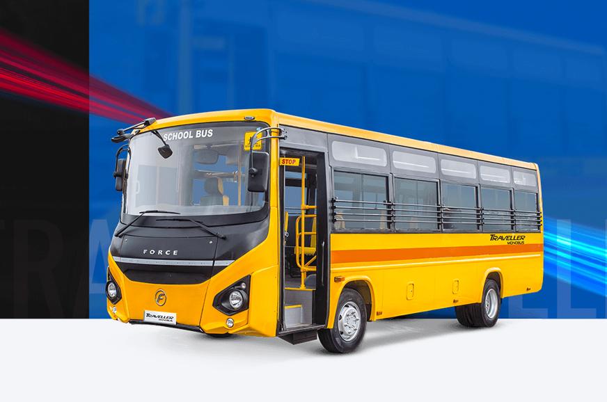 traveller 26 school bus