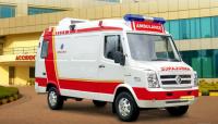 traveller trauma ambulance