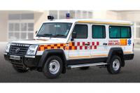 trax ambulance