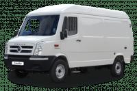 traveller delivery van