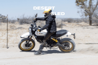 scrambler desert sled